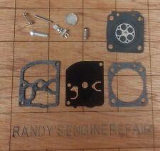 Zama RB-70 C1M Carburetor Rebuild Overhaul Repair Kit US Seller