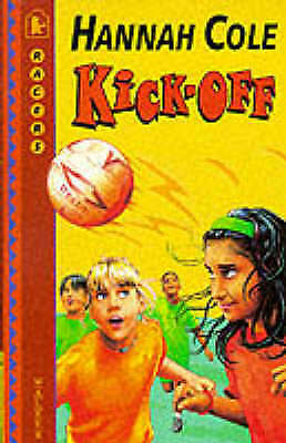 Kick Off (Racer), Cole, Hannah, Very Good Book