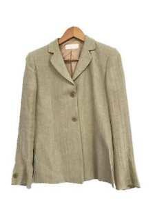Designer Garcia 40 Damejakke Linen Purificacion Tweed 12 spansk Størrelse rqrZIwCx
