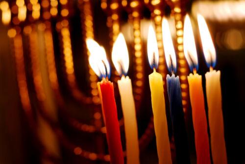 Multi bundle case gros candel lumières Joblot de 440 mince bougies colorées..