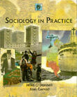Sociology in Practice by Joan Garrod, M. O'Donnell (Spiral bound, 1990)