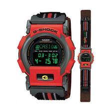 *NEW CONDITION* Casio G-Shock 1997 NEXAX Reggae DW003R-4 Black Red Digital Watch