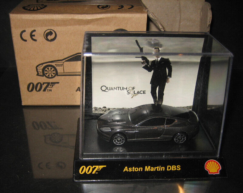 Shell Series 5 mdelli Aston Martin, Talbot, Lotus bmw james  bond 007 Mint in Box  40% de réduction