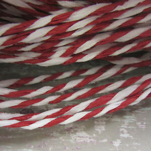10-Metres-x-2mm-PAPER-CORD-RAFFIA-TWINE-CRAFT-ROPE-STRING-17-COLOURS