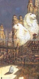 Affiche-Nicolas-De-Crecy-Satan-50x100-cm