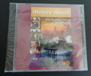 History Alive The Medieval World And Beyond New Audio Cd