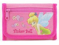 Disney Tinkerbell Pink Wallet
