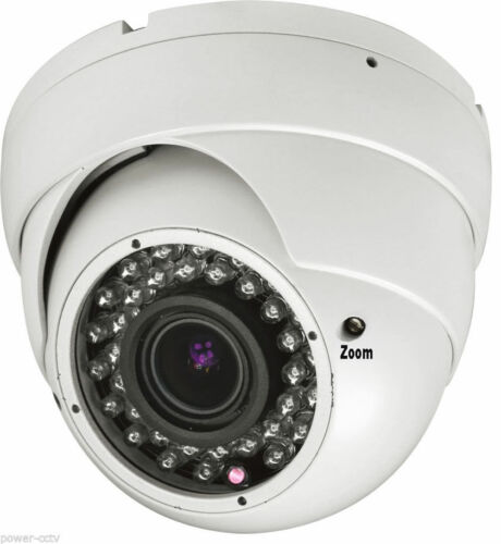 1800TV Line Sony CMOS CCD 36Infrared LEDs Home Surveillance Security Camera Dome