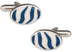 Zebra-Style-Animal-Cufflinks-Direct-from-Cuff-Daddy