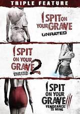 I Spit On Your Grave: 3 Pack (DVD, 2016, 3-Disc Set)