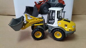NZG-1-50-scale-atlas-weyhausen-ar-95-Wheel-Loader-DIECAST-Model-Toy-Collection