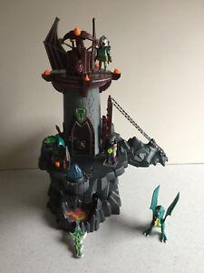 Donjon Du Dragon Vert 4836 - Playmobil