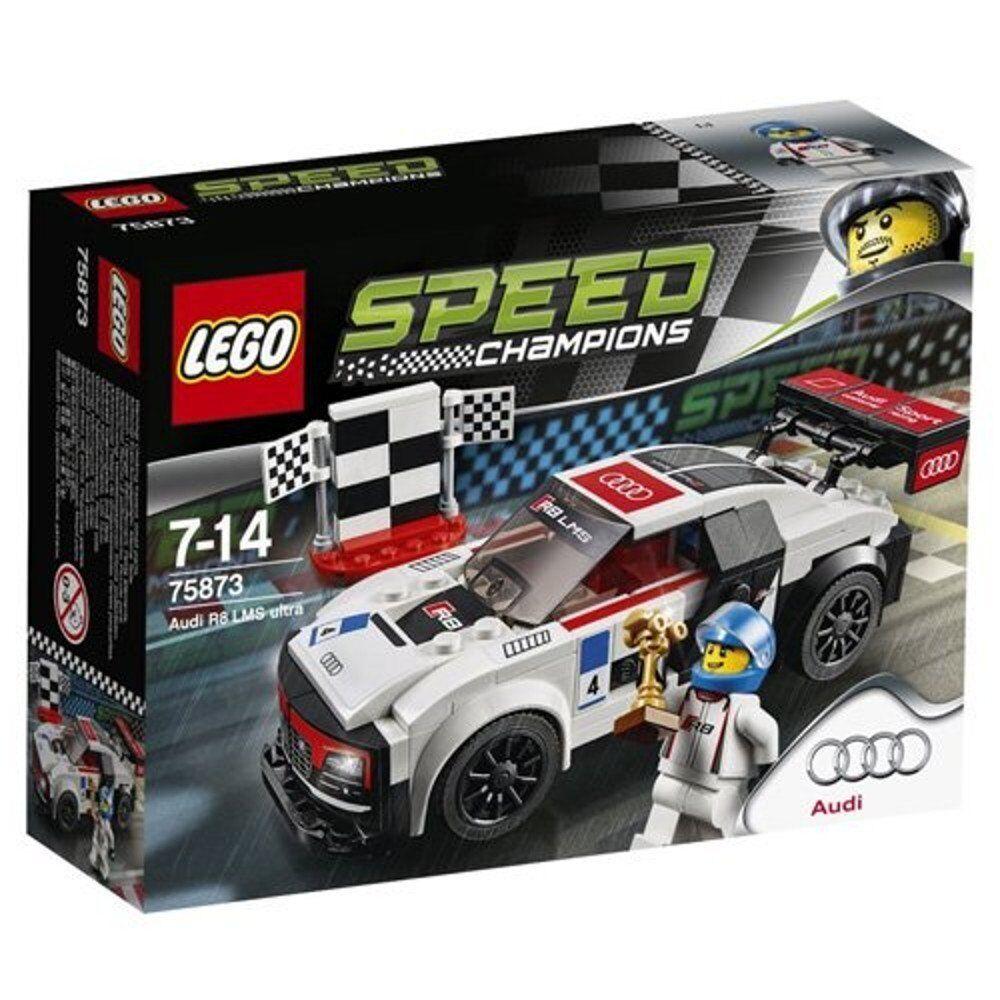 LEGO Speed Champions 75873 Audi R8 LMS ultra  Neu OVP