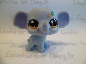 LPS-LITTLEST-PETSHOP-PET-SHOP-elephant-2220