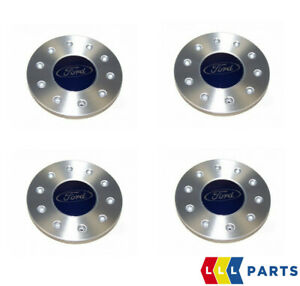 NEUF-origine-Ford-Focus-ST170-Roue-Alliage-Argent-Center-Cap-Cover-4PCS-4540062