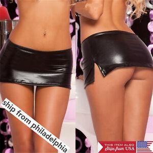Sexy lingerie skirt
