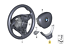 New-Genuine-BMW-5-6-7-Series-M-Sport-Steering-Wheel-Cover-Trim-7841892-OEM thumbnail 3