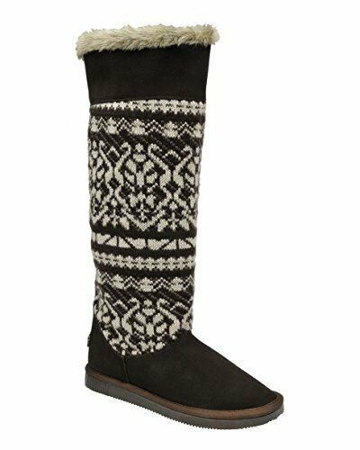 CORRAL Women's Knit Winter Boots P5063