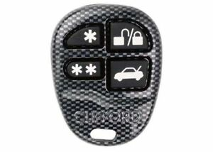 clifford g5 g4 car alarm replacement 4 button remote fob originalimage is loading clifford g5 g4 car alarm replacement 4 button