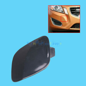 Front Bumper Tow Hook Eye Cover Cap for Volvo S60 11-13