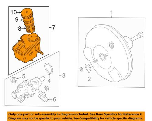 BMW OEM 01-05 325i-Coolant Reservoir Tank 34326750798
