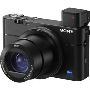 Sony-Cyber-Shot-RX100V-20-1MP-Digital-Camara-Compacta-con-Viewfinder