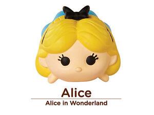 Disney Tsum Tsum Vinyl Figure Alice in Wonderland Various Sizes!