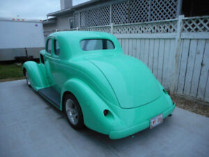 1936 Plymouth 5 window coupe