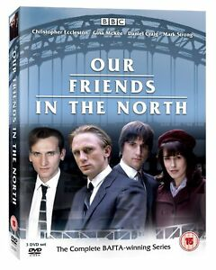 Our-Friends-In-The-North-New-The-Complete-BBC-Series-3-DVD-Set