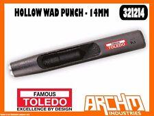 TOLEDO Hollow Wad Punch 12mm