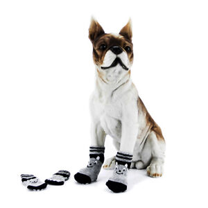 Dog Socks Anti Skid Indoor Wear Easy On