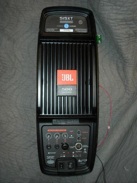 JBL EON 515 or 515XT or EON510 Speaker Amplifer Module Repair Service!!