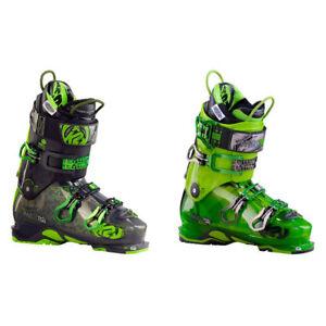 K2 Pinnacle 110 od. Pinnacle 130 Skischuhe Ski Stiefel Skiboots Freeride Schuhe