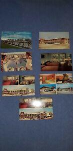 Rare-Vintage-1967-Rio-Motel-Wildwood-New-Jersey-NJ-Postcards-Lot-Jersey-Shore-NJ