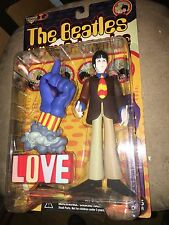 McFarlane Beatles Yellow Submarine Paul McCartney Glove Love Music action figure
