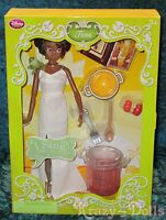 Disney Princess And The Frog Tiana 11 Deluxe Singing Doll Set