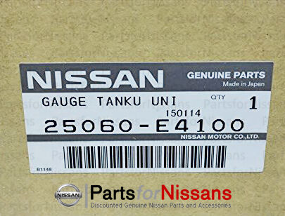 GENUINE NISSAN DATSUN 1970-1973 240Z FUEL TANK LEVEL SENDER GAUGE NEW OEM