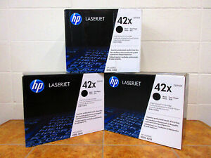 NEW-HP-42X-Q5942X-OEM-Genuine-Black-Laserjet-Toner-Print-Cartridge-Sealed