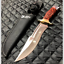 COLUMBIA-Fixed-Blade-Knife-Large-Bowie-Camping-Hunting-Survival-Pocket-Knife thumbnail 2