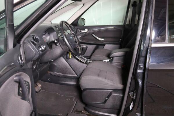 Ford S-MAX 2,0 TDCi 163 Titanium aut. 7prs billede 9