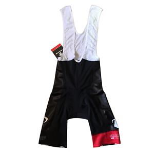 Nuevo 2018 Hincapie Racing Team Max Ciclismo mono Pantalones cortos, negro, talla pequeña