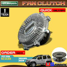 DAYCO FAN CLUTCH FOR NISSAN Pathfinder 07.2005-05.2010 2.5L Turbo R51 YD25DDTi