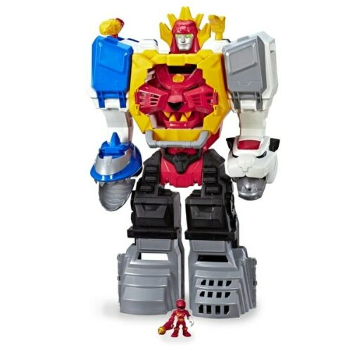 Playskool Heroes Power Rangers Morphin Megazord Figure Toy Action Kids NEW XMAS