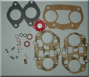 Details about DELLORTO DRLA 36/40/45/48 CARBS REBUILD KIT- WITH ADDED  FASTNERS & SUPPLEMENT