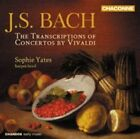 Transcriptions of Concertos by Vivaldi 0095115079621 Sophie Yates