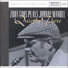 Quietly There: Zoot Sims Plays Johnny Mandel by Zoot Sims (CD, JVC XRCD)