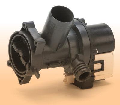 Ablaufpumpe Laugenpumpe Pumpe 30W Waschmaschine ORIGINAL Bauknecht 481010584942