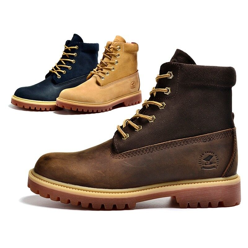 Chic Mens Army Boots Durable Hiking High Tops Male Damping Tooling Shoes Combat