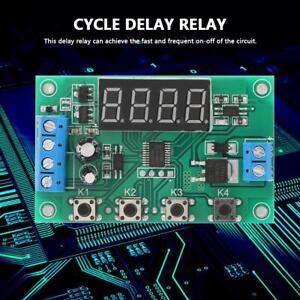 YF-11 Zyklus Verzögern Multifunktional Impuls TimerDC 7-24V