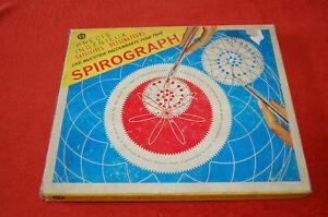 Juego-Antiguo-Spirograph-Produccion-Dionysius-Fisher-Patentada-Francia-Y-Alien